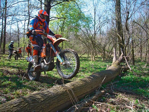 From spring 2015: enduro rental for groups!